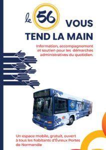 Le 56 – Bus d'information – Janv. à mars 2021