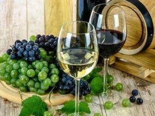 photo de verres de vin