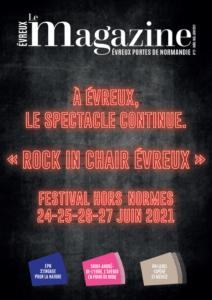 Magazine Evreux / Evreux Portes de Normandie N°17 – Avril 2021