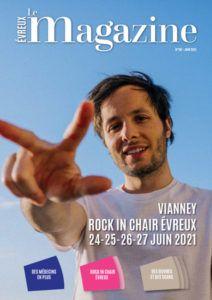 Magazine de la Ville d'Evreux – N°101 Juin 2021