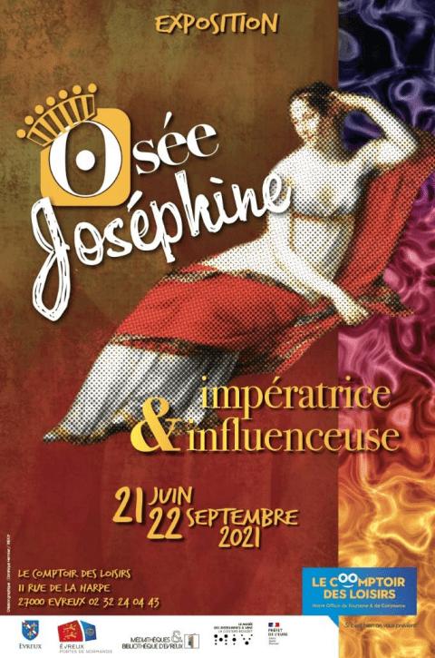 Affiche Expo Joséphine