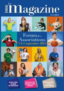 Magazine de la Ville d'Evreux – N°102 Septembre 2021
