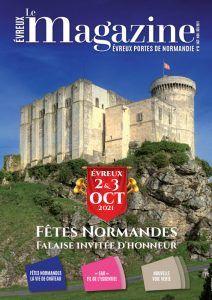 Magazine Evreux / Evreux Portes de Normandie N°19 – Octobre 2021